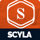 Scyla - Auto Mechanic & Car Repair Template Nulled