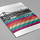 Colorful Stripes Magazine - GraphicRiver Item for Sale