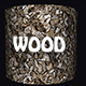 Wood Pieces Ground 3D - 3DOcean Item for Sale