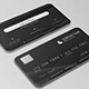 Credit Card Style Business Card - GraphicRiver Item for Sale