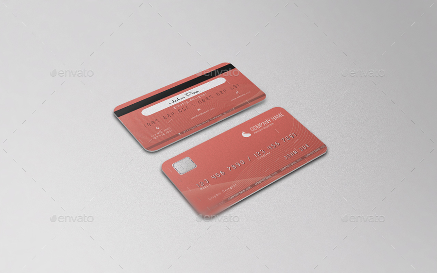 Credit Card Style Business Card | Best Business Cards