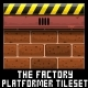The Factory - Platformer Tileset - GraphicRiver Item for Sale