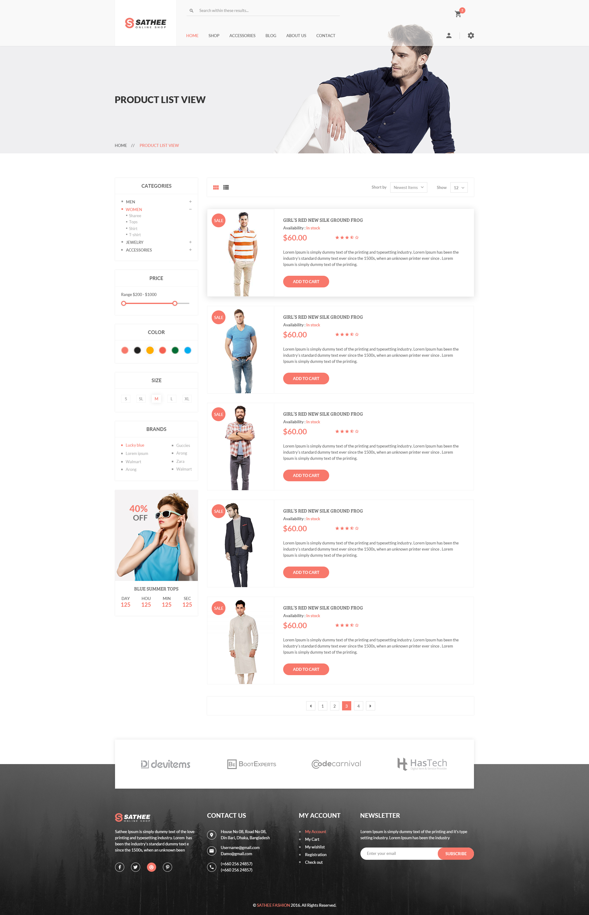 35a6e29999398 Sathee - eCommerce PSD Template by DevItems