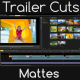 Simple Power Cut Mattes For Editors Vol 1 - VideoHive Item for Sale