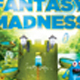 Fantasy Madness Flyer + Fb Cover - GraphicRiver Item for Sale