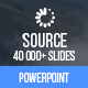 Source Powerpoint Presentation Template - GraphicRiver Item for Sale