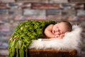 Newborn baby peacefully sleeping - PhotoDune Item for Sale