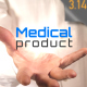 Medical Service / Medical Product in Doctor's Hand - VideoHive Item for Sale
