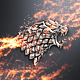 Flame & Metal / Fire Logo Reveal - VideoHive Item for Sale
