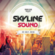 Skyline Sound - PSD Flyer Template