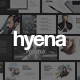HYENA - PowerPoint Template - GraphicRiver Item for Sale