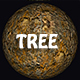 Tree Bark Texture Background 3D - 3DOcean Item for Sale