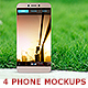 Smartphone Mockup Set - GraphicRiver Item for Sale