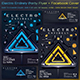 Electro Entirely Party Flyer/Poster/Facebook Covers - GraphicRiver Item for Sale