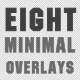 Minimalist Overlays Pack - VideoHive Item for Sale