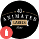 Download Animated Labels Toolkit from VideHive