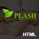 Plash – Spa Bootstrap Template Nulled