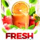 Fresh Summer Flyer - GraphicRiver Item for Sale