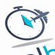 Travel Hour Logo Template - GraphicRiver Item for Sale