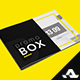 Promo BOX A5 Brochure - GraphicRiver Item for Sale