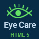 EyeCare - Optometrist, Eye Doctor, Laser Vision, Ophthalmologist,  Medical HTML5 Template  - ThemeForest Item for Sale