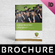Educational Brochure Template vol.3 - GraphicRiver Item for Sale