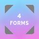 Turn Based Multi Step Registration Form - GraphicRiver Item for Sale