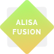 Alisa Fusion - Responsive Admin Template  - GraphicRiver Item for Sale