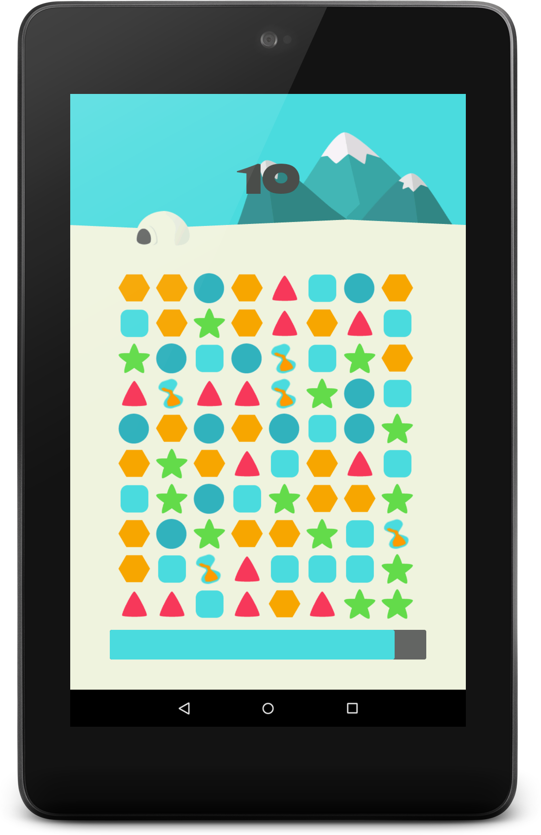 Jewel Miner - Match 3 Puzzle Game