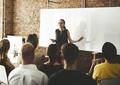 Business Team Training Listening Meeting Concept - PhotoDune Item for Sale
