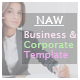 Naw - Business and Corporate Agency Template - ThemeForest Item for Sale