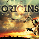 Origins Flyer, Ticket and CD Template - GraphicRiver Item for Sale