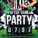 After Game Party - GraphicRiver Item for Sale