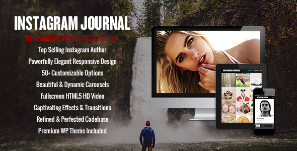 Instagram Journal - CodeCanyon Item for Sale