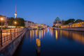 Berlin River Spree, Berliner Dom, and TV Tower - PhotoDune Item for Sale
