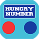 Hungry Number HTML5 Game