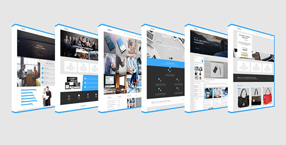 The Dream Multipurpose Responsive HTML5 Template