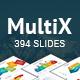Multix - Creative Multipurpose Keynote Presentation Bundle - GraphicRiver Item for Sale