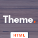 Theme Point - Creative Multipurpose HTML Template - ThemeForest Item for Sale
