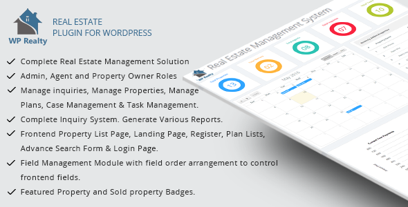 WP Realty - Real Estate Plugin for Wordpress - CodeCanyon Item for Sale