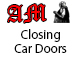 Closing Car Doors