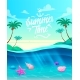 Holidays by The Sea - GraphicRiver Item for Sale
