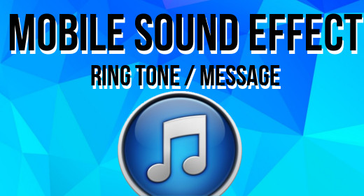 Cellphone Message Sound FX