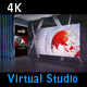 Virtual Studio 112v1. - VideoHive Item for Sale