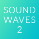 Sound Wave Backgrounds 2 - GraphicRiver Item for Sale