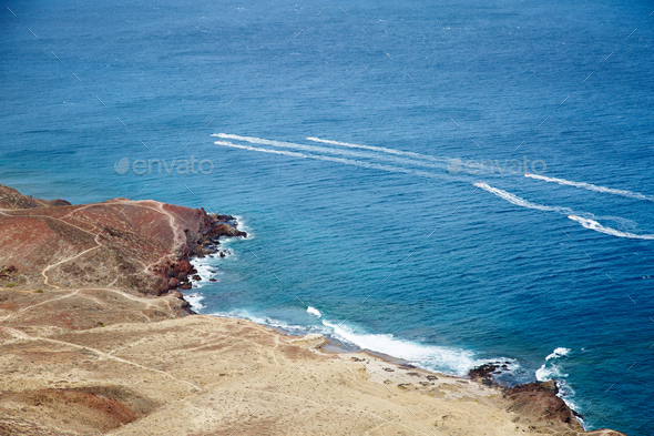 Blue sea - Stock Photo - Images