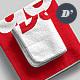 Towel 2 Sizes Mockup - GraphicRiver Item for Sale