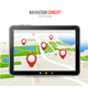 Navigation Concept - GraphicRiver Item for Sale
