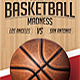 Basketball Flyer Template - GraphicRiver Item for Sale