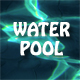 Water Pool  3D Texture - 3DOcean Item for Sale